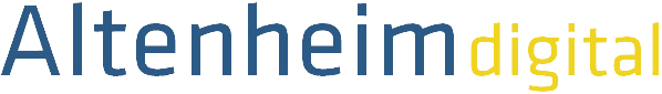 Logo Altenheim digital